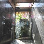 Huge shower!