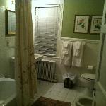 Bathroom in Col. Fry Suite