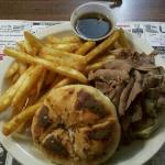 Beef on weck~ awesome!