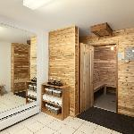 Newley renovated Sauna