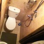 Bad fürs 6er-Zimmer