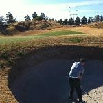 1 of the many bunkers