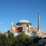 Aya Sophia from Rooftop Patio