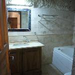room 8 bathroom