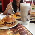 our combos and our huge shake