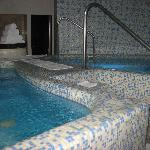 Spa Hot and Cold tubs!