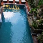 Groundfloor pool