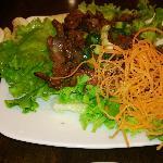 Lemongrass Grilled Beef