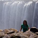 Victoria Falls Uh.Mazing