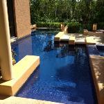 pool at Villa 703