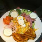 The Chef's Salad at the Sage Pub
