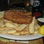my fish and chips