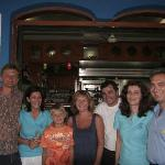 Lougakis Family (caravella restaurant and appartments)