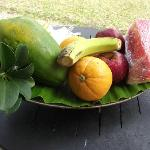 our fruit platter