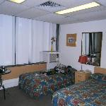 "My ""Upgraded"" room."