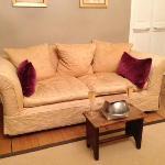 The proposal sofa
