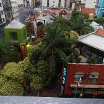 Vista do apartamento 306