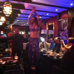Le Kesh belly dancers
