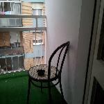 Moquette/tappeto balcone