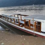 Long boat du Phou Vao
