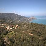 Serra Guarneri vista dall'alto
