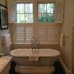 Tub in the Cottage