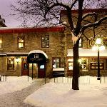 Foto van Courtyard Restaurant