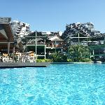 bar/piscine