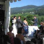 Celebrando una boda civil en Hacienda Llamabúa