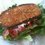 Triple BLT by Merritt's!