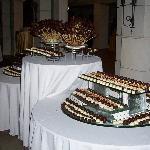 Chocolate buffet Tuesday @11pm