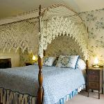 Romantic guest rooms