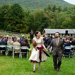 Vermont country weddings