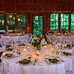 Vermont Country Wedding in the Historic Barn