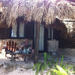Beach Front Cabanas