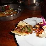 taquitos and tacos