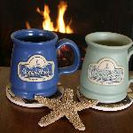 Our Custom Ocean House Mugs
