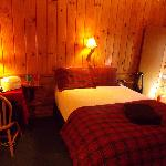 Sleeps Four Room