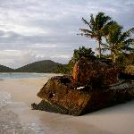 Foto de Flamenco Beach Campground