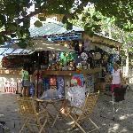 Kiosko at Flamenco Beach