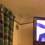 Muurrooster en plafond
