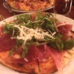 Pizza Parma Ham et Rucola