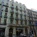 Hôtel Catalonia Ramblas à Barcelone