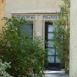 Entrance to Rio Grande room