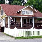 Hungry Bear Cafe' Robbinsville, NC