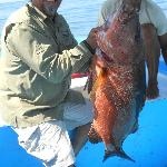 Fishin Fun on the Pacific - Red Snapper style