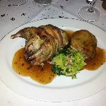 Whole Roast Partridge