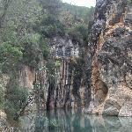 Rio Mijares arriba de la fuente