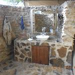 Bath facilities...
