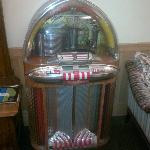 jukebox in the hall